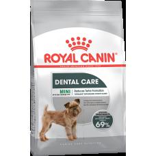Royal Canin Mini Dental Care корм для собак мелких пород с повышенной чувствительностью зубов