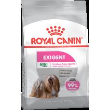 Royal Canin Mini Exigent корм для собак мелких пород (вес собаки до 10 кг) старше 10 месяцев, привередливых в питании