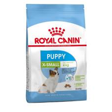 Royal Canin X-Small Puppy корм для щенков миниатюрных пород от 2 до 10 месяцев