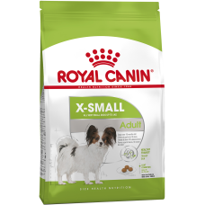 Купить Royal Canin X-SMALL  ADULT корм для собак миниатюрных пород от 10 месяцев до 8 лет