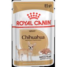 Купить Royal Canin Chihuahua Adult (паштет) влажный корм для собак породы Чихуахуа в возрасте с 8 месяцев