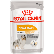 Royal Canin Coat Care влажный корм для собак с тусклой и сухой шерстью (паштет)