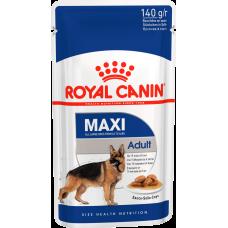 Купить Royal Canin Maxi Adult влажный корм для собак от 15 месяцев до 8 лет (в соусе)