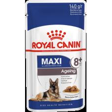 Royal Canin Maxi Ageing 8+ влажный корм для собак старше 8 лет (в соусе)
