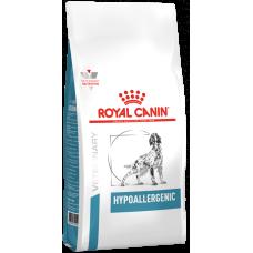 Купить Royal Canin Hypoallergenic DR21 Canine сухая диета для собак с пищевой аллергией или непереносимостью