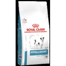 Купить Royal Canin Hypoallergenic Small Dog HSD 24 Canine сухая диета для собак менее 10 кг с пищевой аллергией или непереносимостью