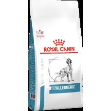 Royal Canin Anallergenic AN 18 сухая диета для собак при пищевой аллергии или непереносимости