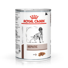 Royal Canin Hepatic Canine влажная диета для собак при заболеваниях печени и пироплазмозе
