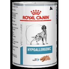 Купить Royal Canin Hypoallergenic Canine влажная диета для собак с пищевой аллергией или непереносимостью