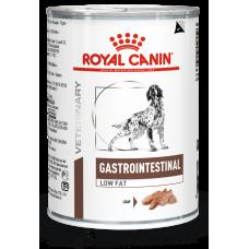 Royal Canin Gastro Intestinal Low Fat Canine влажная диета с ограниченным содержанием жиров для собак при нарушениях пищеварения