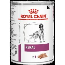 Royal Canin Renal Canine влажная диета для собак при хронической почечной недостаточности