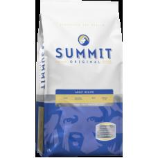Summit Holistic Original Three Meat, Adult Recipe корм для взрослых собак всех пород три вида мяса: ягненок,цыпленок, лосось