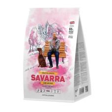 Купить Savarra Adult All Breeds dog Lamb Holistic гипоаллергенный корм для взрослых собак всех пород (ягненок/рис)