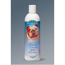 Bio-Groom Natural Oatmeal успокаивающий шампунь толокняный для собак и кошек 355 мл
