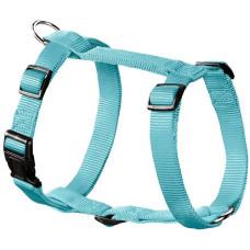 Hunter Smart шлейка для собак Ecco Sport S (30-45/33-54 см) нейлон цвет бирюзовый или красный