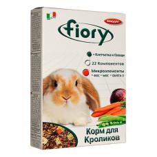Купить FIORY корм для кроликов Karaote