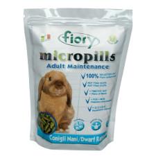 Купить FIORY корм для карликовых кроликов Micropills Dwarf Rabbits