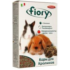 Купить FIORY корм для кроликов Pellettato гранулированный