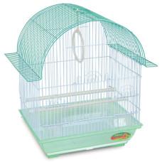 Купить 1600 Клетка для птиц, эмаль, 345*260*440мм