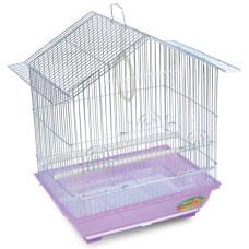 Купить 1601 Клетка для птиц, эмаль, 345*260*440мм