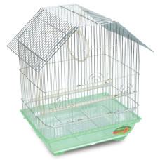 1608Z Клетка для птиц, цинк, 345*260*440мм
