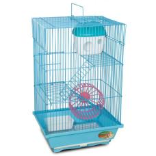 Купить 2203 Клетка для мелких животных, эмаль, 300*230*470мм