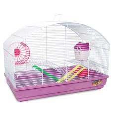 Купить 1404 Клетка для мелких животных, эмаль, 580*320*410мм
