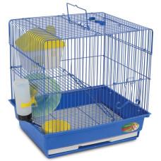 Клетка YD425 для мелких животных, эмаль, 350*280*340мм