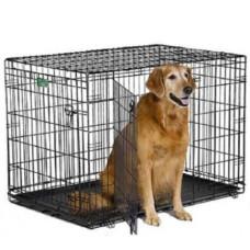 Купить Midwest клетка iCrate 106х71х76h см 2 двери черная