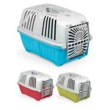 MPS переноска для собак и кошек PRATICO 48х31,5х33h см с пластиковой дверцей