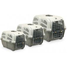 Купить MPS переноска для собак и кошек SKUDO PRESTIGE 3 60х40х39h см с металлической дверцей с замком