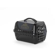 Купить Moderna Luxurious переноска 49x32x30h см с металлической дверцей, черная